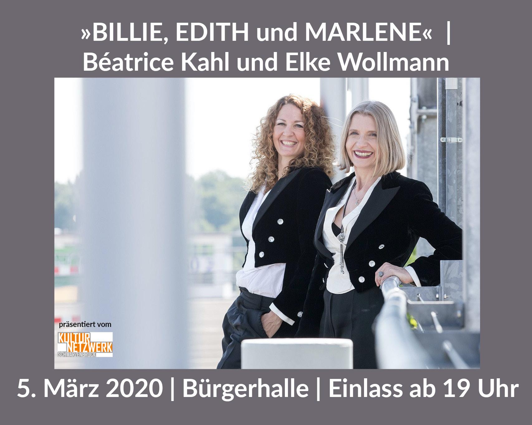 Eine Liebeserklärung in der Bürgerhalle in Schwarzenbruck – am 5. März