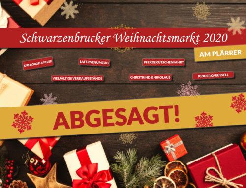 Absage des Schwarzenbrucker Weihnachtsmarkts