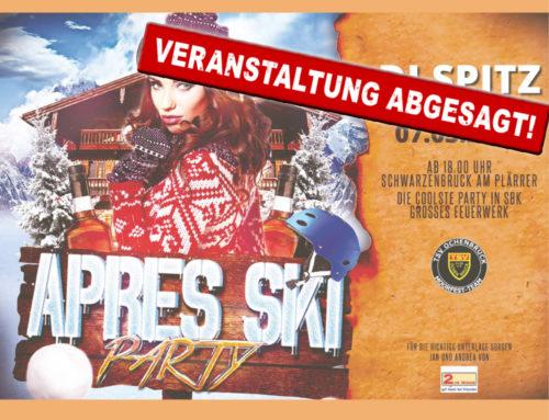 Apres-Ski-Party entfällt auch 2021